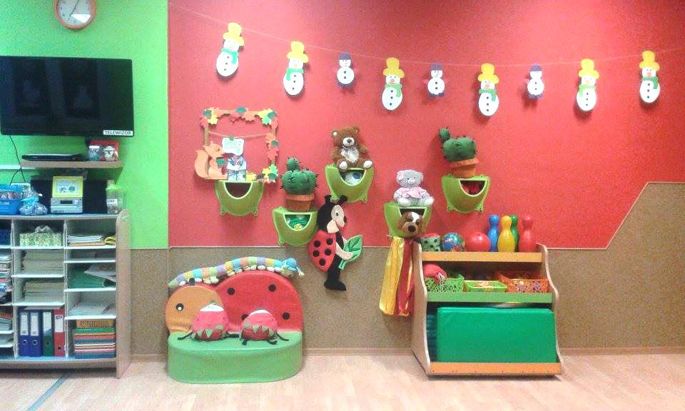zdjęcie sali grupy biedronki