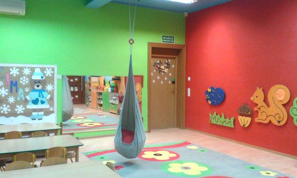 zdjęcie sali grupy jeżyki