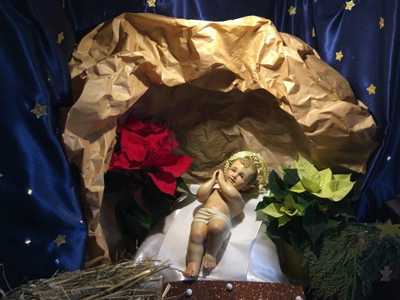Dzieciątko Jezus figurka